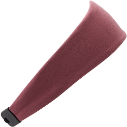 Hipsy Unisex Adjustable Spandex Xflex Soft Basic Dusty Rose Headband